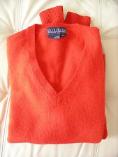 RED Lambswool Angora SWEATERS You Choose Color and Style