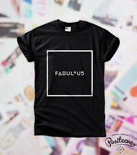 Fabulou 5 Shirt Top Homies Swag Dope Wasted Tumblr Fake Cocaine Mens Unisex New