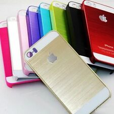 For iPhone 5 /5s Frame Luxury Chrome Hard Back New Case Cover