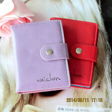 new 2014 fashion lady Business Credit Card Cases Id Holder women Genuine Leather