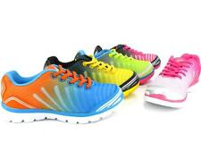 Air Women's Athletic Sneakers Textile Upper Tennis Shoes Running Walking Lace Up