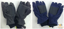 3M THINSULATE Polar Fleece Hunter Gloves Lining Fingerless Mittens Snow Ski 2021
