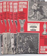 1976 - 1977  Liverpool versus your choice