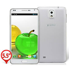 "New M-HORSE N9000W 5.5"" Android 4.2 Dual Core MTK6572W 1.2GHz 4GB Smartphone"