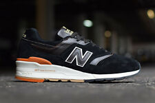 """New Balance M997PR """"Authors Pack"""" Shoes in Black"""