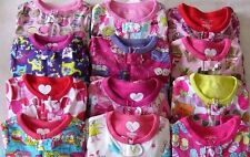 The Children's Place BABY GIRL STRETCHIE FOOTED SLEEPER PAJAMAS NB 0-24M 2T-5T