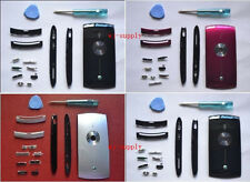 Original Housing Fascia Chassis Cover Case for Sony Ericsson Vivaz U5 U5i + Tool
