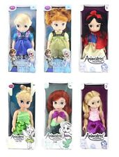 New Cute Baby Elsa/Anna/Tinker Bell Figure Doll Toddler Animator Toy Kid's Gifts