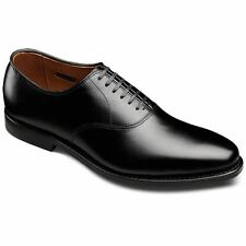 Allen Edmonds Carlyle Plain-toe Oxfords Black Custom Calf (8830)