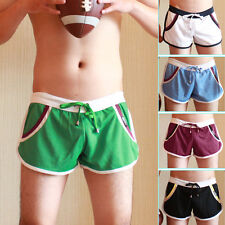 Hot Sales~Men's Night Comfy Underwear Sports Jogging Short Trousers Pants S-XL