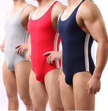 Modal New Mens Brand Sports Leotard Fitness Sexy mens underwear  wh10