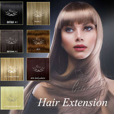 New Style Fashion Synthetic Clip in Hair Extentions Curly/Straight Ponytail
