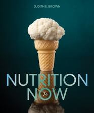 """Nutrition Now by Judith E. Brown (2013, Paperback)  INSTRUCTOR""""S EDITION"""