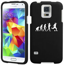 For Samsung Galaxy S3 S4 S5 Active Rubber Hard Case Cover Evolution Soccer