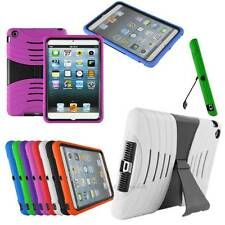 Anti-Shock Stand Portable DUTY IMPACT RUGGED Protective Case Cover for iPad mini