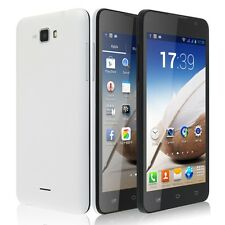 """5"""" Dual Sim Android 4.2 Smartphone Mobile Cell Phone Dual Core Unlocked XGODY 3G"""