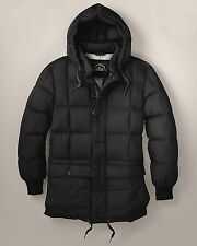 Eddie Bauer Kara Koram Down Parka Filled Jacket Coat NWT Black KaraKoram
