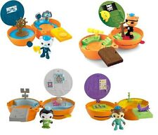 Octonauts Oktonauten Kwazii Barnacles Peso On the Go Octopod - Worldwide Post