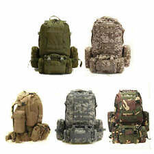 4 In 1 Military Camping SWAT Molle 3 Day Assault Tactical Outdoor Backpack Bag