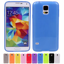 Cover For Samsung Galaxy S5 i9600 Phone Shells Skins Durable NEW Case Protector