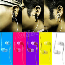 New 3.5mm In-Ear Stereo Earbud Headphone Earphone Headset for Samsung With MIC