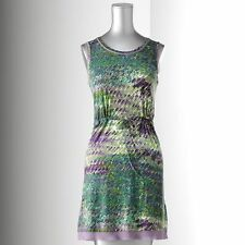 NWT Ladies PL PETITE LARGE  SIMPLY VERA WANG Geometric Shift Dress