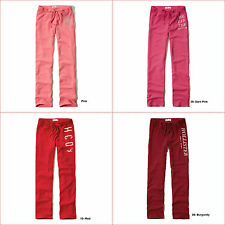HOLLISTER WOMEN'S NEW SKINNY and BANDED SWEATPANTS SIZES XS, S, M, L