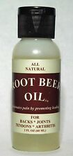 ARTHRITIS TENDONITIS BACK KNEE HIP PAIN RELIEF DMSO CASTOR OIL MSM ROOT BEER