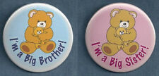 BIG BROTHER or BIG SISTER      PIN button