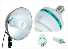 Photography Daylight Video Studio Continuous CFL light Lamp Bulbs 5500K 150W E27