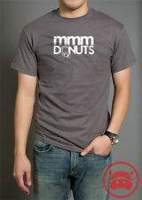 MMM DONUTS T-SHIRT funny creative gift ideas for car guys and racing enthusiasts