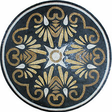 Floor Carpet Home Decoration Art Marble Mosaic MD1322