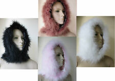 free shipping /Lady 's Genuine ostrich fur handmade Fashion warm hat5color