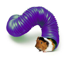 Extendable Play Tunnel for rats, degus, chinchillas, ferrets and guinea pigs