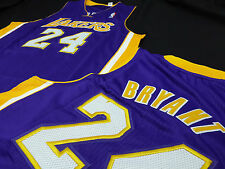 Kobe Bryant Los Angeles Lakers NBA jersey Purple Game Jersey Revolution 30