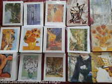 "Wholesale Job Lot Mixed Famous Art Prints (8""x10"") (10p per High Quality Print!)"
