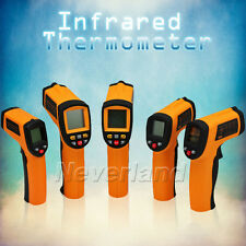 Non-contact IR laser Temperature Gun Infrared Digital Thermometer Handheld