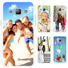 Personalised Custom Photo Hard Case Phone Cover for Samsung Galaxy Models