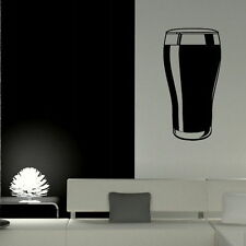 Beer Wall Stickers! Removable Brewery Transfer / Lager Ale Hops BrewDecor RA143