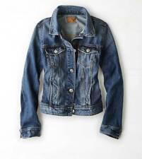 American Eagle Outfitters AE NWT Denim Jean Jacket Coat M L XL