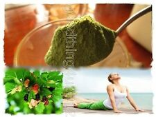 MULBERRY GREEN TEA POWDER 100% NATURAL HERB CHOLESTEROL&BLOOD SUGAR WEIGHT LOSS