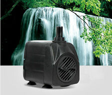 Submersible Pump 130-1050 GPH Fountain Aquarium Fish tank water Hydroponic AK353