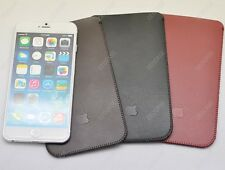 Apple Iphone 6 and 6 Plus Pouch Protect Case Slim and light Sleeve Bag