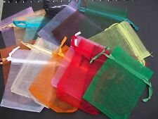 12 multicolor Organza Gift Bags 9x7 cm Party Baby Wedding Favors Jewelry Denver