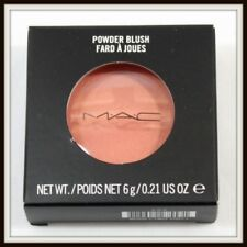 MAC TRES CHEEK Collection Powder Blush Choose from 6 Color New in Box Authentic