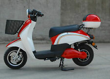 800W Adults Electric Moped Scooter Motorcycle 200W Plus
