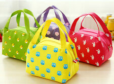 Thermal insulation Tote for Lunch box/bento box and picnic box 6 colors/2 style