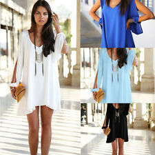 2014 Sexy Women Summer Casual Sleeveless Party Evening Cocktail Short Mini Dress
