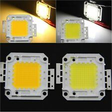100W Cool/Warm White High Power COB SMD LED Panel Beads Lamp Chips Flood Light