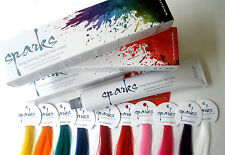SPARKS New Bright Hair Dye Long- Lasting Hair-Color FREE GLOVES